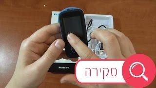 getlinkyoutube.com-סקירה - נגן MP3 RUIZU - סוללה 50 שעות | GearBest