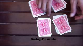 getlinkyoutube.com-Trik Sulap kartu Paling Mengejutkan (trik sulap dan caranya)