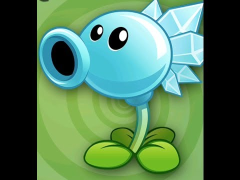 Pinata Party Snow Pea and Spikerock New Cherry Costume Plants vs. Zombies 2