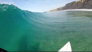 getlinkyoutube.com-GoPro: MOUTH MOUNT Slow-Mo Surfing at Blacks Nude Beach