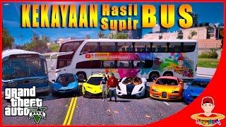 GTA V MOD INDONESIA (9) - Hasil supir bus untuk beli mobil Super 😂