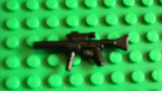getlinkyoutube.com-How to make Lego Call of Duty 4 weapons