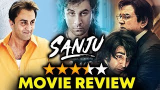 SANJU Movie | FIRST REVIEW | SUPERT-HIT Film | Ranbir Kapoor's Best Film width=