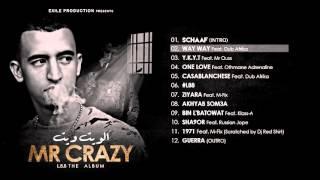 getlinkyoutube.com-02. MR CRAZY - WAY WAY - Feat Dub Afrika [ ALBUM L88 2015 ]