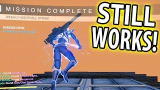 Destiny Glitch, Weekly Nightfall Strike & Rewards, June 23rd