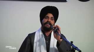 getlinkyoutube.com-Katha-Vichar: Sarbjit Singh Dhunda at Gurdwara Caruthers April 7, 2014 Part 1 of 2