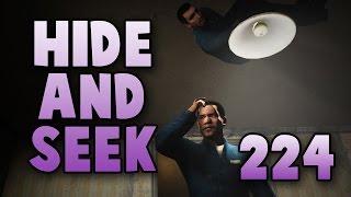 getlinkyoutube.com-The Sky-Pit & The Bridge Troll! (Hide & Seek #224)