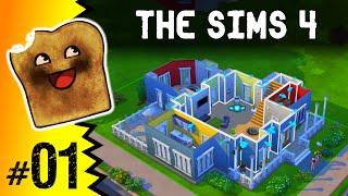 getlinkyoutube.com-Zagrajmy w The Sims 4 PL: Start #1