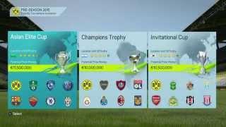 getlinkyoutube.com-FIFA 16 | Toutes les infos : Pour le mode carrière -  Compétition, Entrainement, Budget,