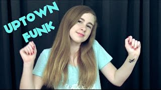 getlinkyoutube.com-Uptown Funk - Mark Ronson fea. Bruno Mars by Samantha Potter