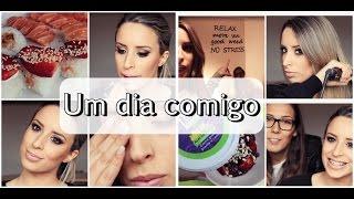 getlinkyoutube.com-#VEDA9 - Vlog, maquilhagem, um dia comigo