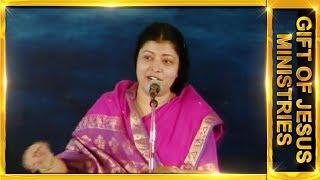 getlinkyoutube.com-Preetha Judson Telugu Message Strenth of Eagle
