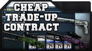 getlinkyoutube.com-CS:GO - Cheap Trade Up Contract - AWP Pit Viper or Profit
