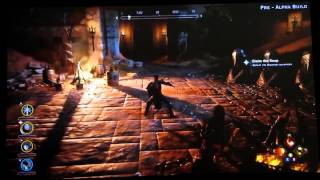 getlinkyoutube.com-Dragon Age  Inquisition Leaked Gameplay Part 2 (30 Mins)