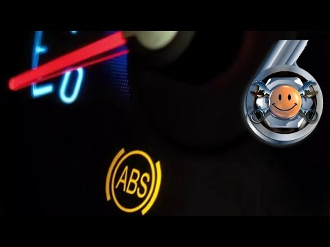 "Загорелась лампочка ABS. Ошибки ABS Toyota. ""Гараж №6"""