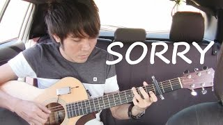 Sorry - Justin Bieber (Fingerstyle Guitar Cover) - Recorded With The Isolo