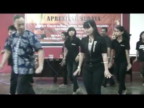 Tari JA'I Bajawa Flores