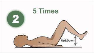 getlinkyoutube.com-1 Minute Sciatica Exercises