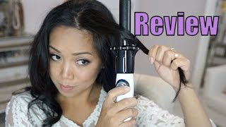 getlinkyoutube.com-Automatic Curler First Impression Review - itsjudytime