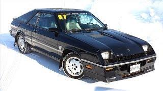 getlinkyoutube.com-Shelby Charger GLHS 1987 Turbo