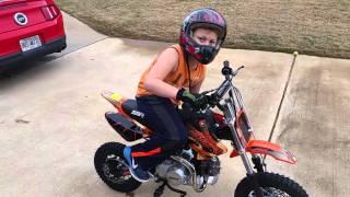 getlinkyoutube.com-Ssr 110 dx pit bike