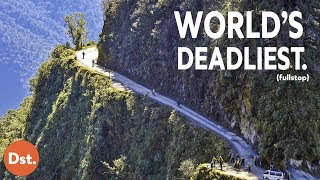 The Scariest Road in the Entire World: Bolivia's Death Road!