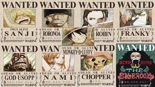 getlinkyoutube.com-the best one piece wanted poster in 2018