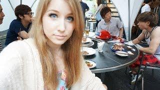 getlinkyoutube.com-ウームのメンバーでバーベキュー!☆ Барбекю с японскими ютуберами☆