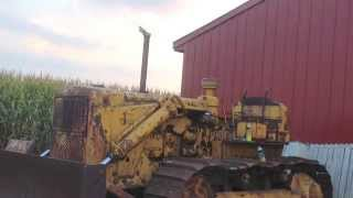 Cat D6 9U First start in over 7 years