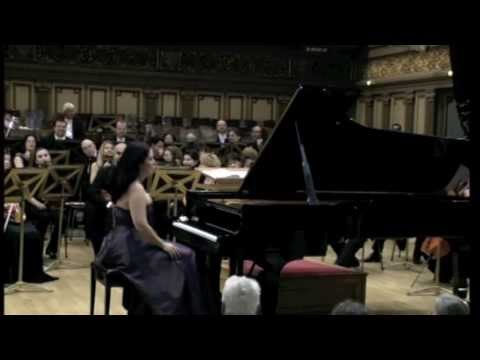 RALUCA STIRBAT Live at Romanian Athenaeum - ENESCU, Carillon nocturne Op18