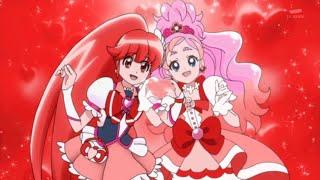 getlinkyoutube.com-Cure Lovely & Cure Flora's Message(recolor)