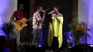getlinkyoutube.com-Special Roody Rood Boy & Rutshelle live on Ayiti Deploge