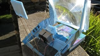 getlinkyoutube.com-فكرة مشروع 7 :: توليد كهرباء من حرارة الشمس