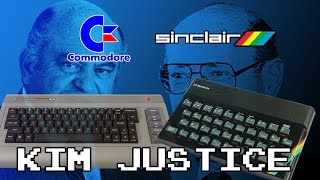 getlinkyoutube.com-Commodore 64 vs ZX Spectrum - The Great British Computer War - Kim Justice
