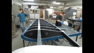 BUILDING AEROBATIC CARBON WING