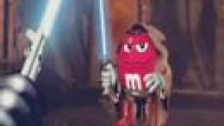 getlinkyoutube.com-M&M's Star Wars: Episode III Revenge of The Sith