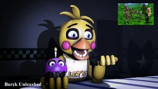 getlinkyoutube.com-SFM| Toy Chica Reacts to FNAF World Teaser Trailer| HD