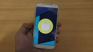 getlinkyoutube.com-How to Install Android 6.0.1 Marshmallow ROM on Galaxy S4 (4K)