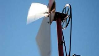 getlinkyoutube.com-Homemade windmill