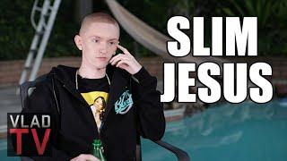 getlinkyoutube.com-Slim Jesus: I Knew My Street Life Comment Would Upset Rappers