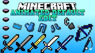 getlinkyoutube.com-♡ Minecraft PVP Texture Pack - Animated Default Edit ♡