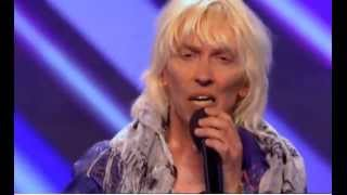 X Factor 2011- David Wilder- David Bowie- Life on Mars (Full Audition)