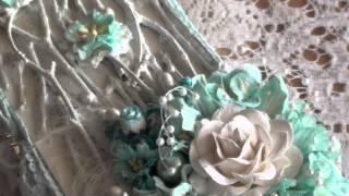 getlinkyoutube.com-Wild Orchid Crafts - Altered box