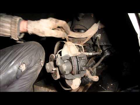 Расположение рулевых наконечников в FAW V5