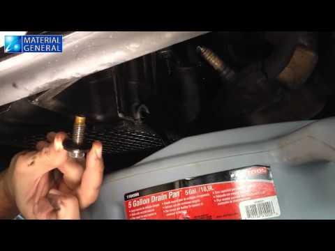 Ford Escape V6 3.0L - Change oil & Filter Replacement Cambio de aceite y filtro