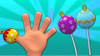 Gâteau pops Finger Famille | Comptines | Nursery Rhymes For Kids | Cake Pops Finger Family