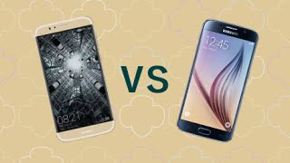 getlinkyoutube.com-Huawei G8 vs Samsung Galaxy S6