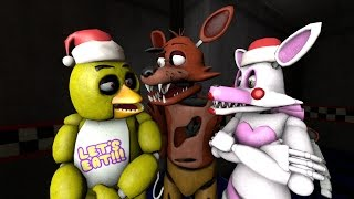 getlinkyoutube.com-[FNAF-SFM] Mean Girls: Withered Chica is Such a Good Friend | Victoria Hecnar