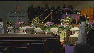 getlinkyoutube.com-Funeral service for victims of Ravenel homicide