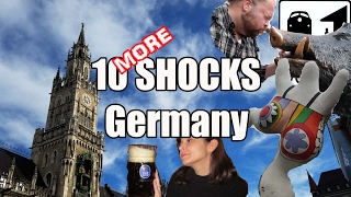 Visit Germany - 10 MORE SHOCKS of Visiting Germany width=